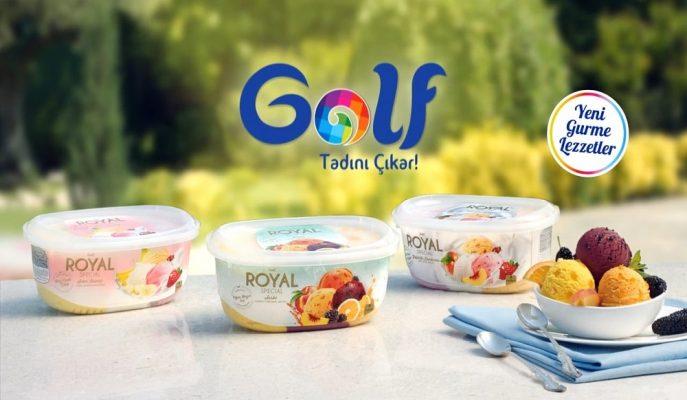 Türkiye'nin En Sevilen Markalarından Golf Dondurma Satılıyor!