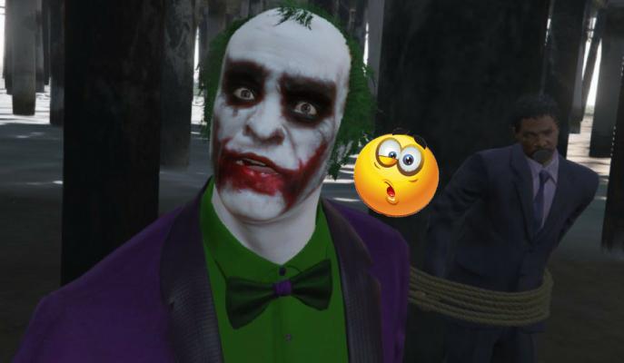 GTA 5'in Trevor'ı Yeni Filmde Joker Olmak İstiyor!