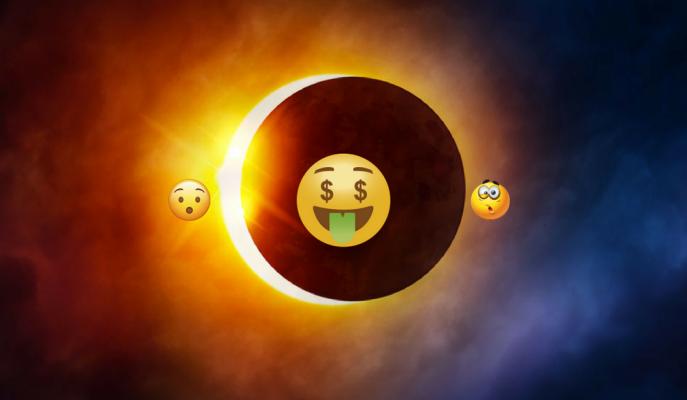 Güneş Tutulmasını Seyretmenin Maliyeti 700 Milyon Dolar!