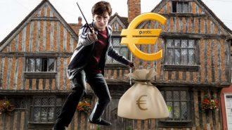 Harry Potter'ın Doğduğu Ev Milyonluk Fiyatıyla Satışa Çıkarıldı!