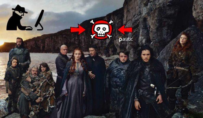 HBO Siber Saldırıya Uğradı, Game of Thrones'un Senaryosu Çalındı!