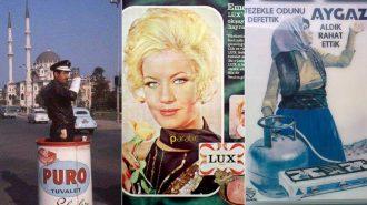 Herkese Nostalji Turu Yaşatacak 60 Eski Reklam Afişi