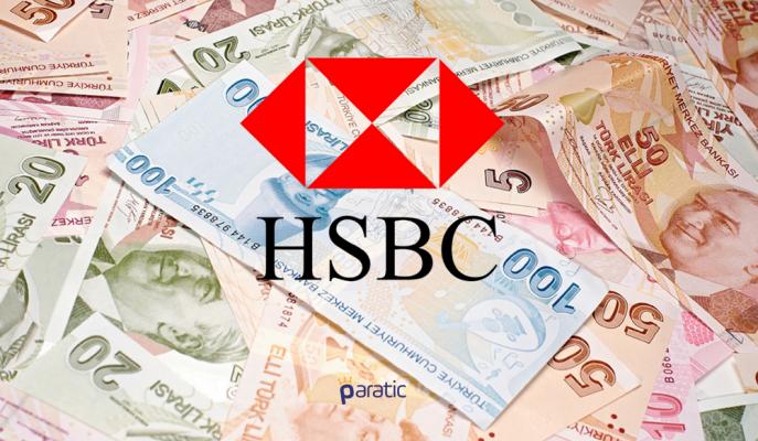 HSBC Türk Lirasını En Ucuz Para Birimi İlan Etti!