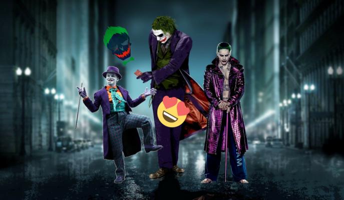 Batman'in Psikopat Belalısı Joker'in Başlangıç Filmi Geliyor!