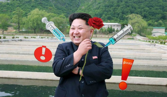 Kim Jong Un'u Ayarsız Tepkileri Steroid Kaynaklı mı?