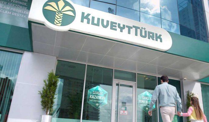 Kuveyt Türk İlk Yarıya İlişkin Net Karını Açıkladı!