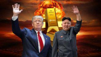 Kuzey Kore Endişelerinden Beslenen Altın Fiyatları Düşüşe Geçti