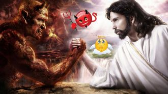 Melek misin, Şeytan mısın? 7 Soruluk Bu Testte Tahmin Ediyoruz!