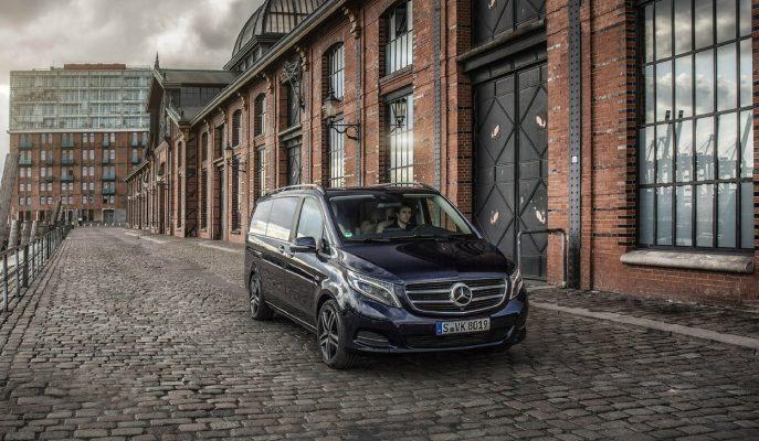 Mercedes Yeni V-Rise ile En Lüks MPV Olmak İstiyor!