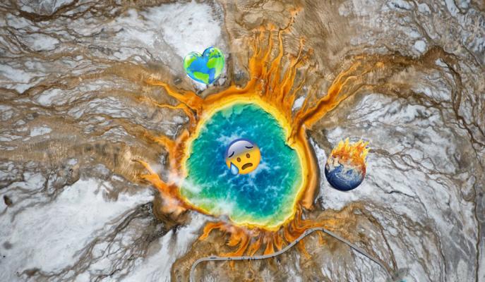 NASA Dünya'yı Kurtarabilmek İçin Yellowstone Süpervolkanını Delecek!