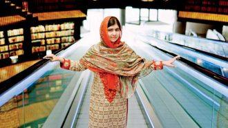 Nobel Ödüllü Malala Yusufzay Oxford'a Kabul Edildi!