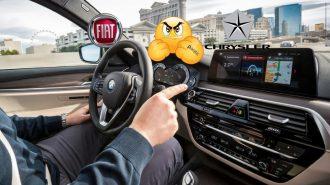 Otonom Sürüş Teknolojisinde Dev Firmalar Birleşiyor!