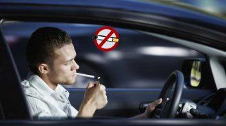 Özel Araçlar için Sigara Yasağı Geliyor!
