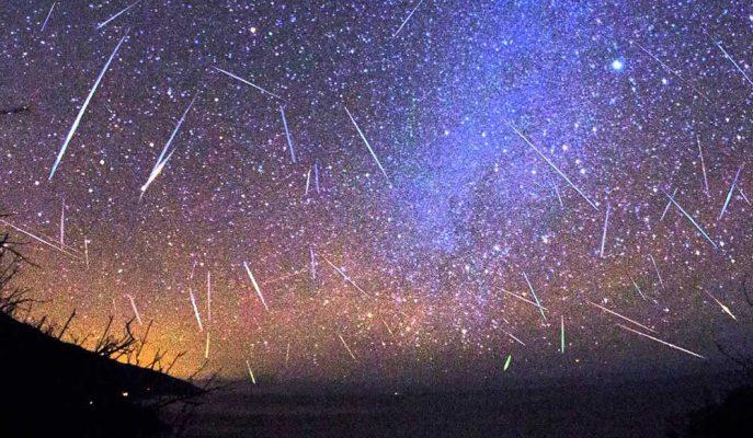 Perseid Meteor Yağmuruna Tanık Olacağınız Muhteşem Görüntüler