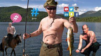 Putin Gibi Üstsüz Poz Verin, Sosyal Medyanın Yeni Trendine Katılın!