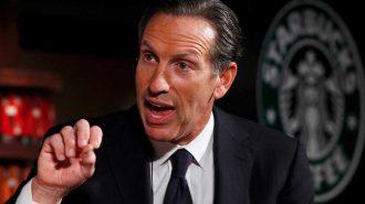 Starbucks'ın Kurucusu Schultz ABD'nin Geleceği Hakkında Endişeli!