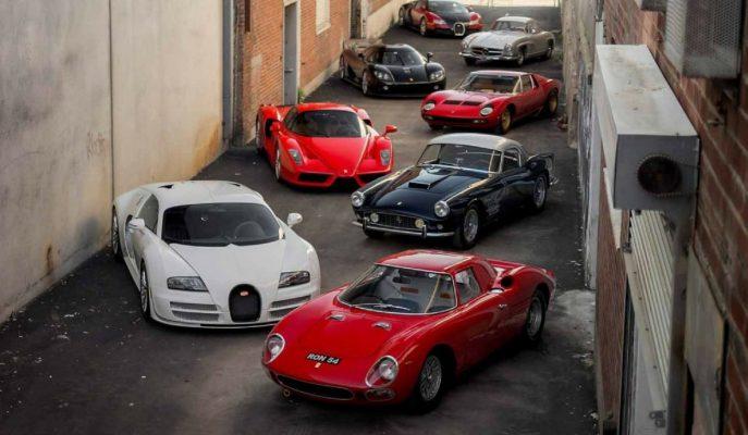 Tarihin Unuttuğu 10 Efsane Süper Spor Otomobil