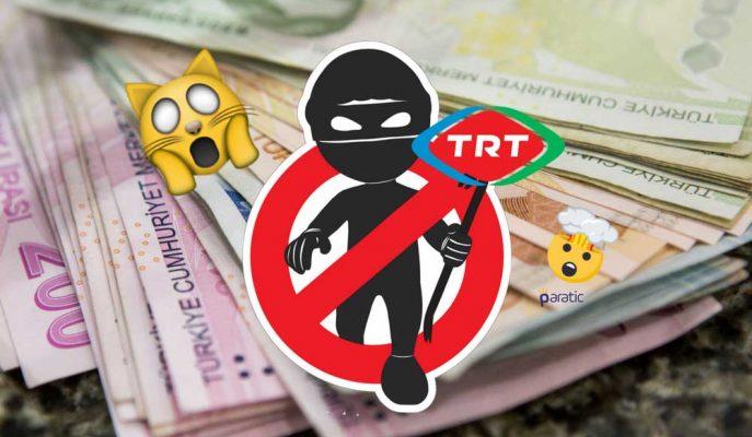 TRT'de Sekreter Olarak Çalışan Kadın 5 Milyonluk Vurgun Yaptı!