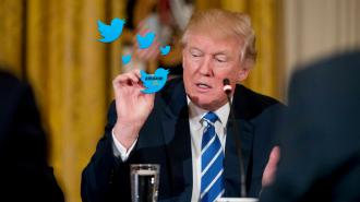 Trump'ın Tek Bir Tweet'i Amazon'a 6 Milyar Dolara Mal Oldu!