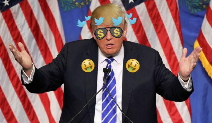 Trump'ın Hesabını Kapatması Twitter'a 2 Milyar Dolar Kaybettirebilir!