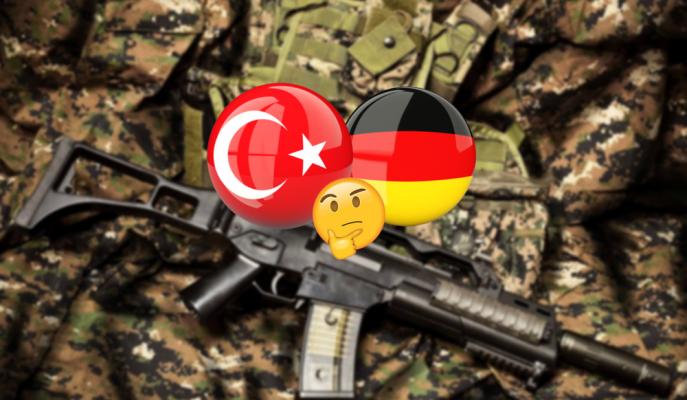 Türkiye Almanya'dan 5.6 Milyon Euroluk Silah ve Mühimmat Satın Aldı!