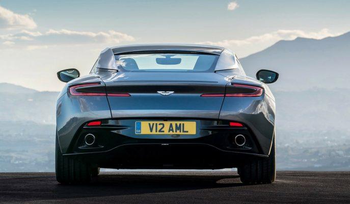 2017 Yeni Aston Martin DB11: Kalbi Artık Alman V8 ile Atıyor!