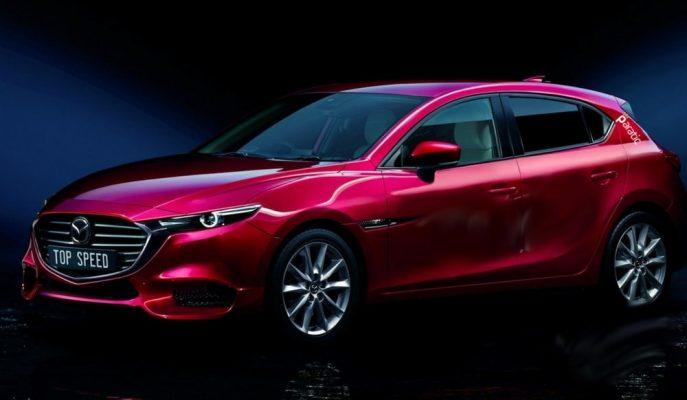 2019 Mazda 3'ün Genel Yapısı Belli Oldu!