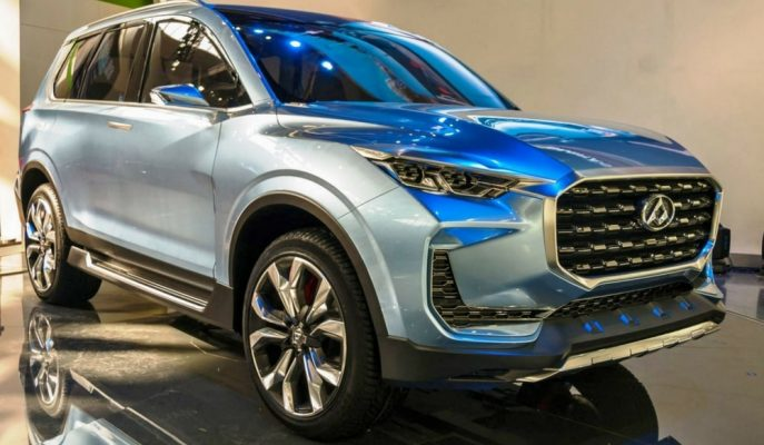 2019 Yeni LDV D90 4X4 SUV: Çin'den 7 Koltuklu Lüks Arazi Aracı!