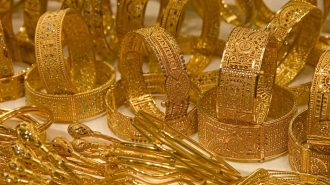 Ekonomiye 300 Milyar Liralık Altın Kazandırılacak