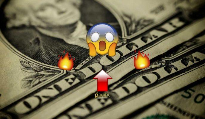 ABD Verilerini Bekleyen Dolar 3,60'a Dayandı!