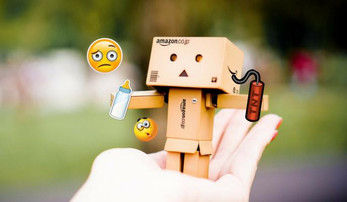 Amazon'un Bomba Tarifi Veren Öneri Sistemi Kafa Karıştırmaya Devam Ediyor!