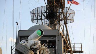 Drone'ların Korkulu Rüyası Athena Lazer Silahı İnsansız Hava Araçlarını Düşürüyor
