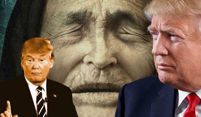Balkanların Nostradamus'u Baba Vanga ve Şaşırtıcı Donald Trump Kehaneti!
