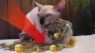 Bitcoin Dibi Gördü! Kayıplar 2000 Doları Geçti