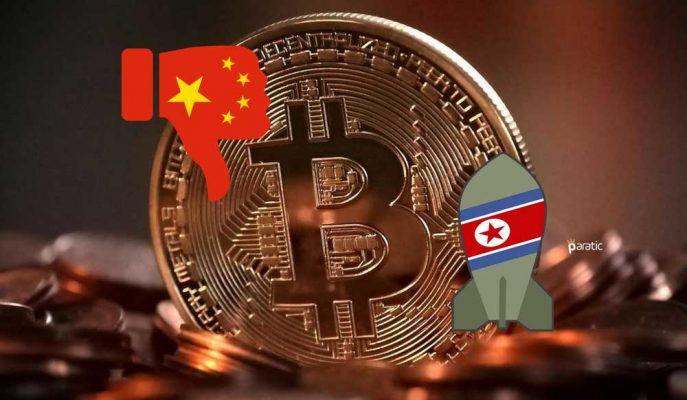 Çin Yasağıyla Düşen Bitcoin Savaş Endişesiyle Yükseldi