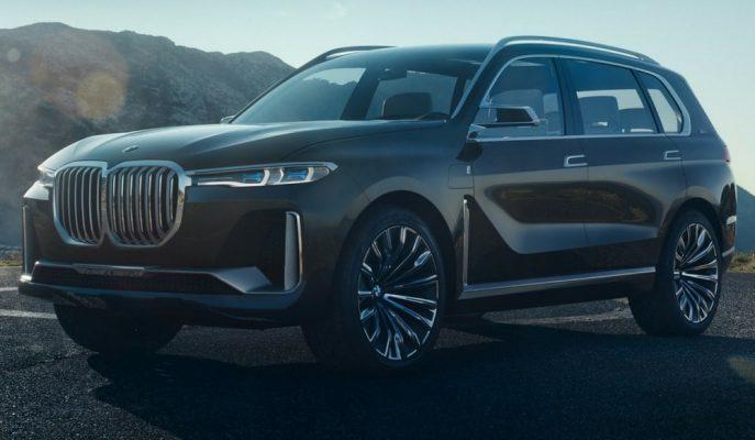 BMW'nin Amiral SUV'u X7 iPerformance Tüm İhtişamıyla Karşınızda!
