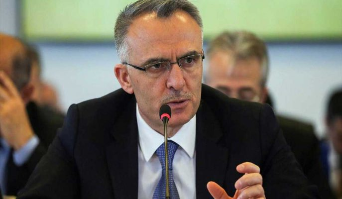 Maliye Bakanı Bu Yıl Vergi Düzenlemesi Yapılmayacağını Duyurdu