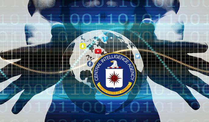 CIA 137 Farklı Yapay Zeka ile Sosyal Medya Verilerini Toplayacak!