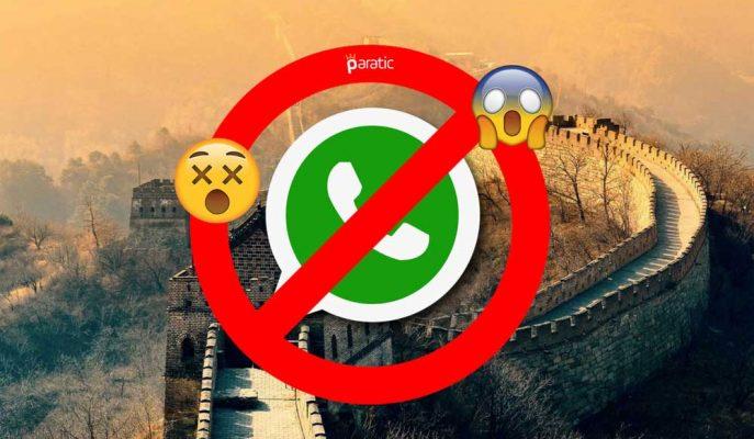 Çin WhatsApp'ı Tamamen Yasakladı! İletişime Darbe İndirdi