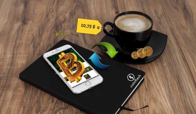 Coinflash: Para Üstünü Bitcoin Olarak Almanızı Sağlayan Uygulama!