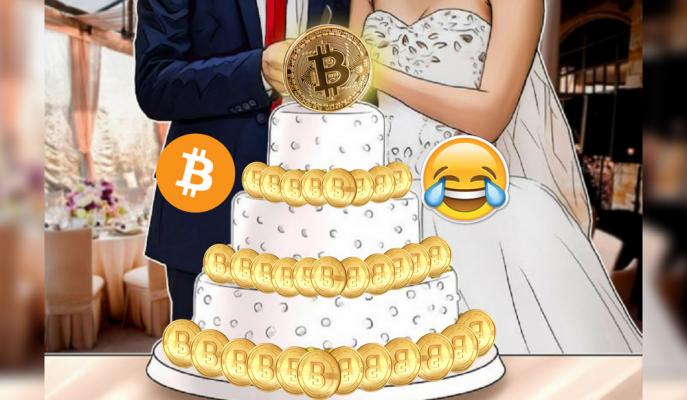 Düğünde Kriptolu Para Dönemi: Damadın Arkadaşından 30 Dolar Değerinde Bitcoin!