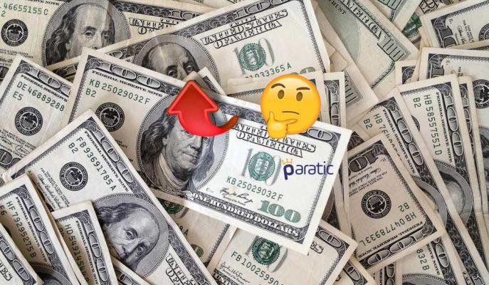 Dolar/TL FED Sonrası 3,51'e Yükseldi