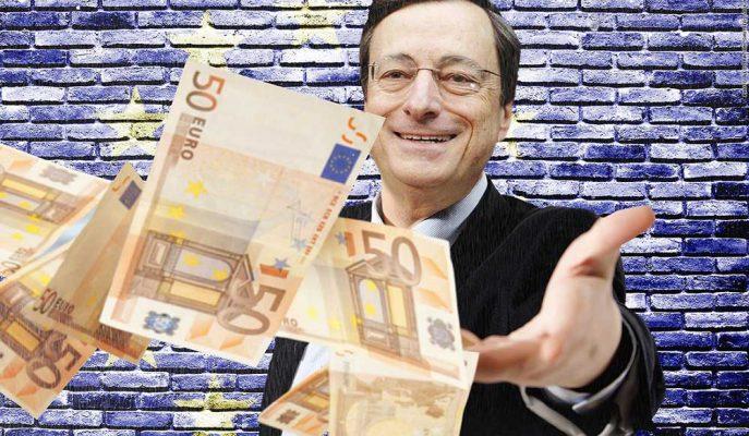 Euro Draghi'nin Açıklamalarıyla 32 Ayın Zirvesinde