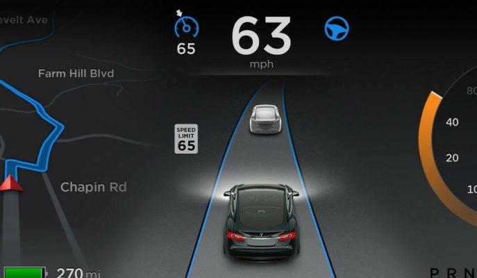 Tesla Yazılımlarını Herkesin Çok İyi Bildiği Bir Firmayla Geliştiriyormuş!