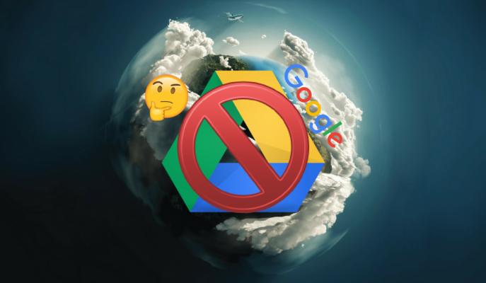Bulut Depolama Hizmeti Google Drive Kapatılıyor!