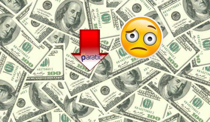 Güne Düşüşle Başlayan Doların Gözü Yellen'da