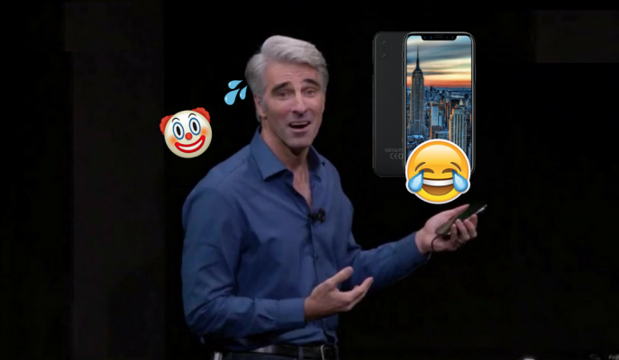 Huawei, Apple'ın Face ID Skandalıyla Dalga Geçti!