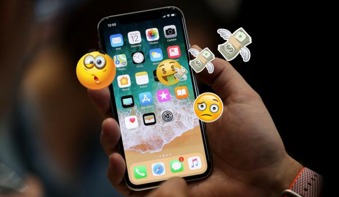 Apple, iPhone X'dan %100'ün Üzerinde Kar Elde Ediyor!