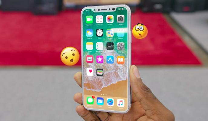 iPhone X Geliyor! İşte Apple'ın Özel Modelinin Sahip Olacağı Özellikler!