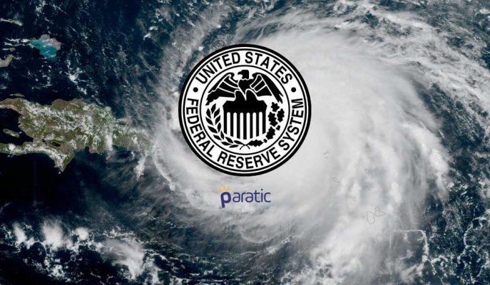 Irma Kasırgası FED'in Faiz Artışı Tarihini Etkiler mi?